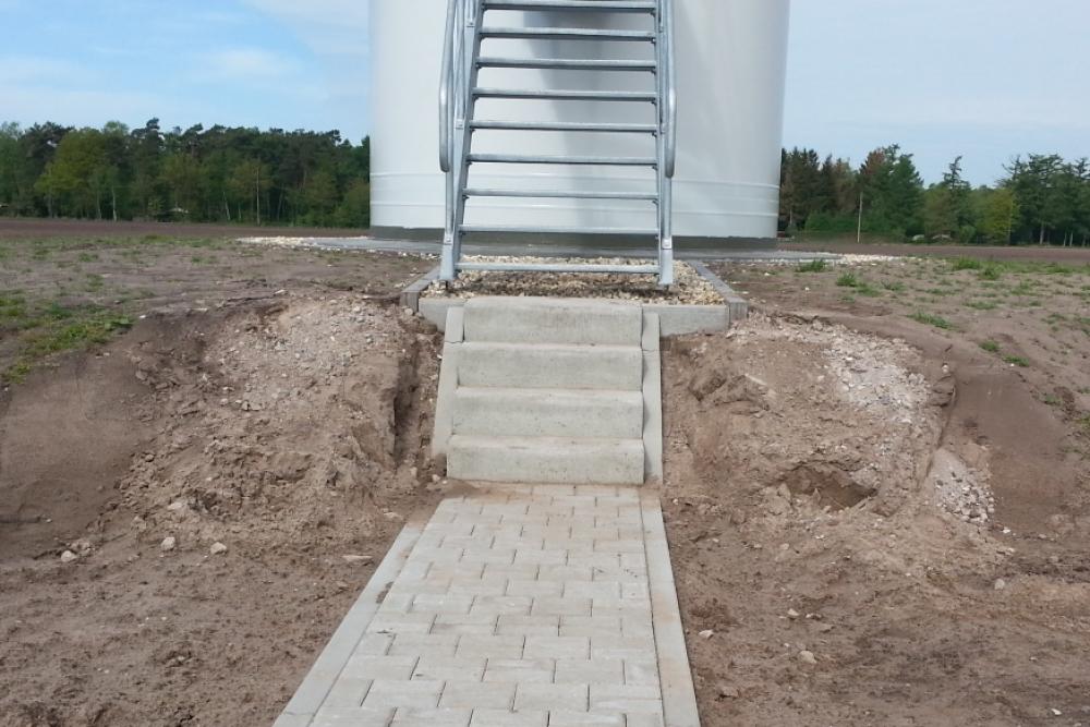Eneco Windpark Reusel