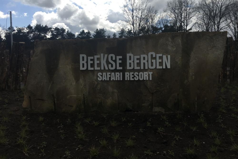 Aanleg Safari Resort